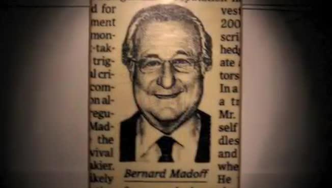 Finding Bernie Madoff