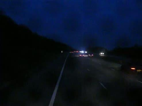 oxford-london (time-lapse)