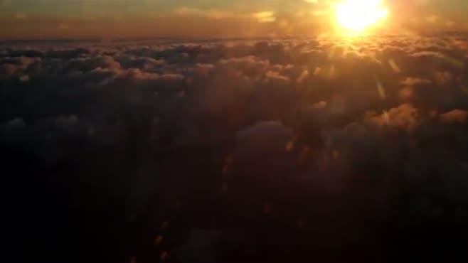 Sunrise Over the Alantic