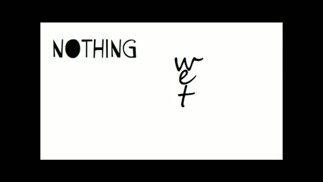 Nothing Big music video