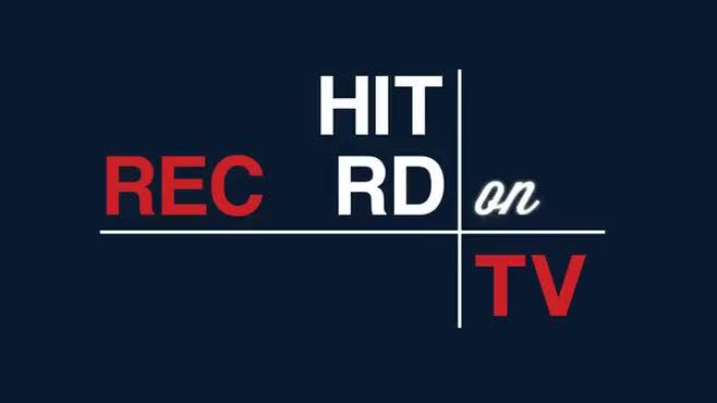 HitRECord on TV animated logo