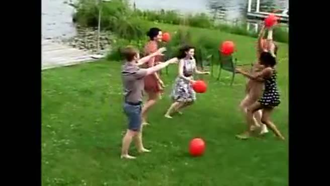 Balloon Scene 01 (No Sound)