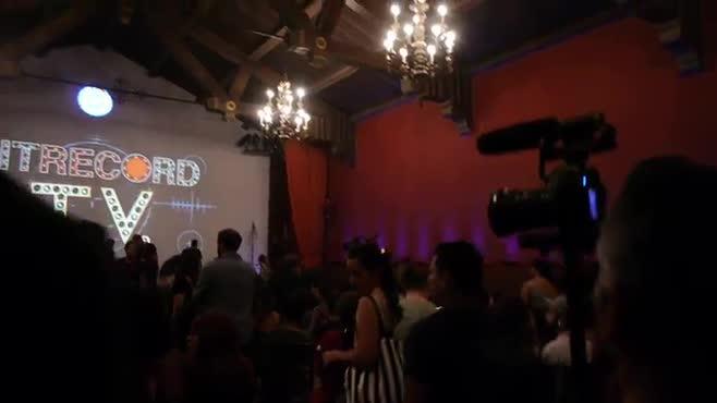 HitRecord on TV - Pre Show edit
