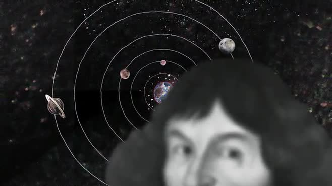 Copernicus and Solar Systems (1:38-2:01) - Animated Sequence (1st d...