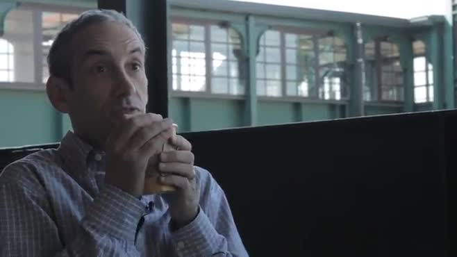 Interview with Douglas Rushkoff