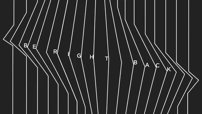 Be Right Back - Patterns