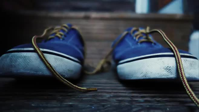 Shoelaces Stop Motion (Still Here Shot 7)