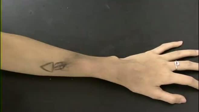 hand line animation