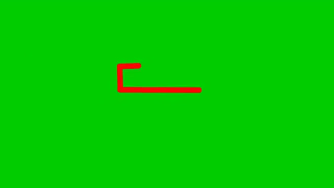 Brick 1: Brass animated (Snake game style version2)