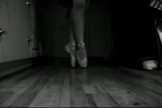 En Pointe. Ballet b