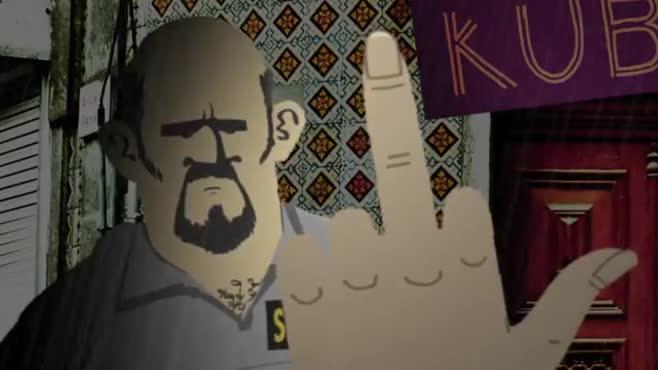 HitRECord Noir Part 2 - Animation