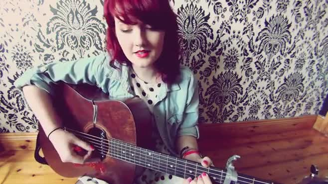 Chanele McGuinness - Just A Body (Original Song/Thank you Sony & hi...