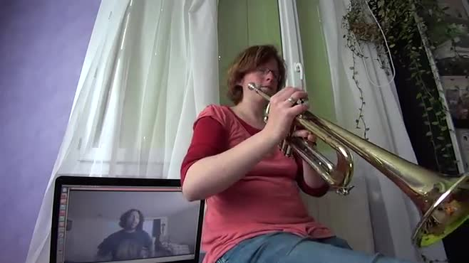 MVR duet - beatbox and trumpet