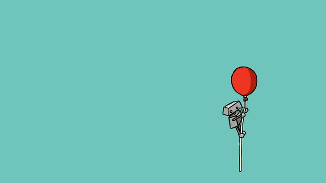 Robot Balloon