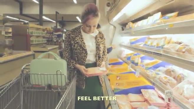 horizontal flipphone music video