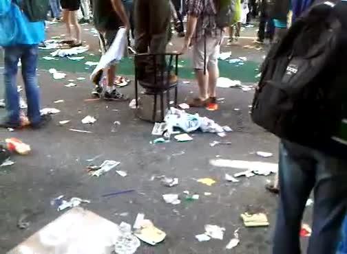 Riots=Fire
