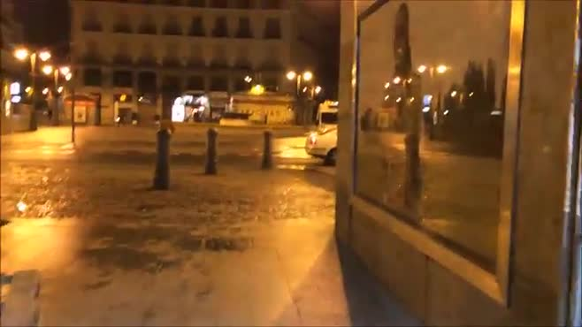 Madrid 7am #InaCity