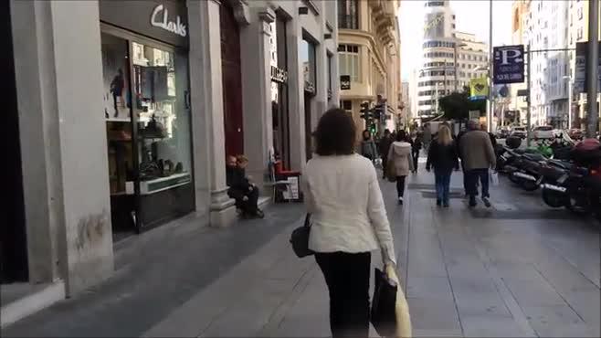 Madrid Weekday #InaCity