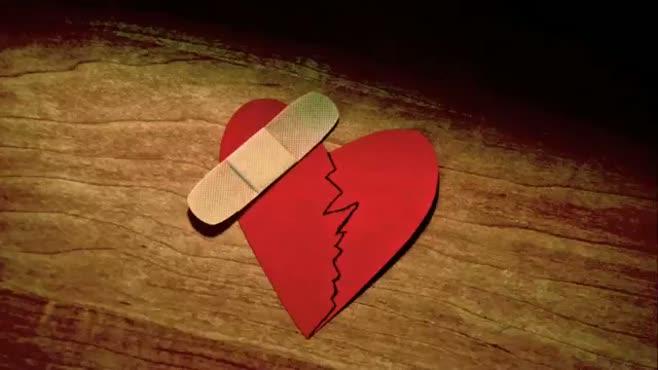Steps to a broken heart. (take2).