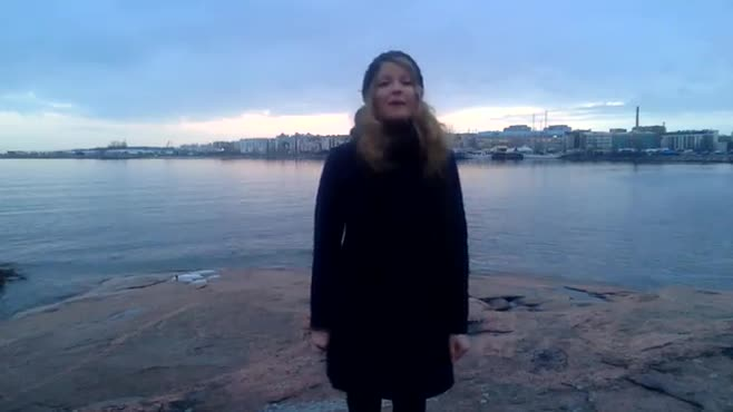 Of the future Peppina sunset video