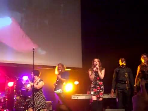 HitRecordOnTV Season2 Premiere -Live Music