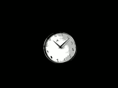 Time is just a quantification