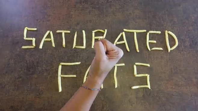 kick saturated fats