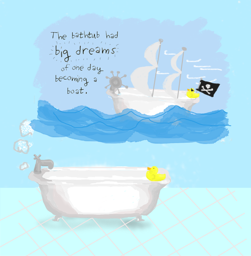 Bathtubboat