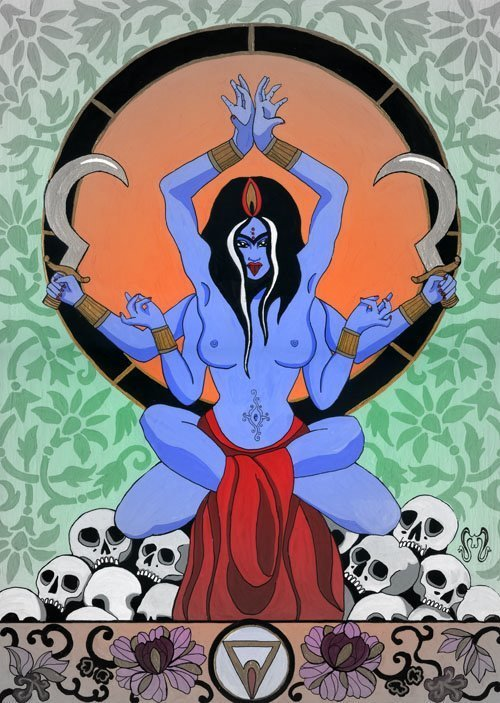 Kali_by_the_magdalene-1