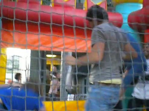 Bounce House: Not for Adults