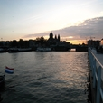 Photo-amsterdam-sunset