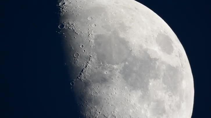 Moon Passage