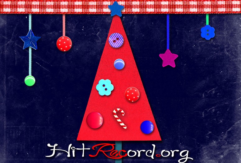 Hitrecord_christmas