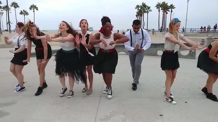 Everyday, Spectacular Venice Beach Footage!