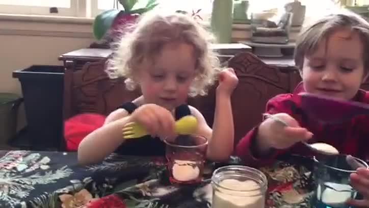 Kids first soda