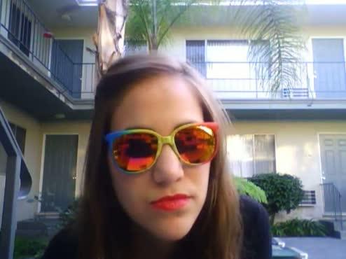Dance Dance Sunglasses
