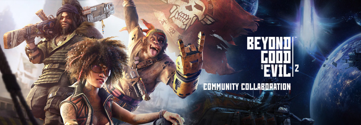 Beyond Good and Evil 2 Community Collaboration