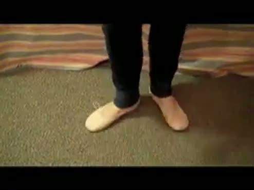 dancey feet