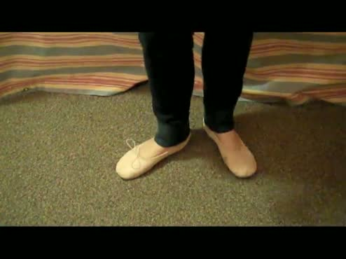more dancey feet
