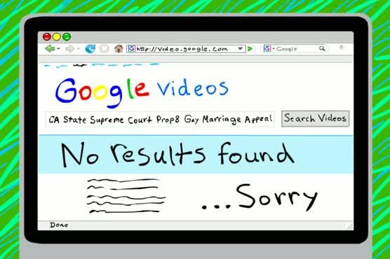 shot 1b - No Results Found Computer Screen