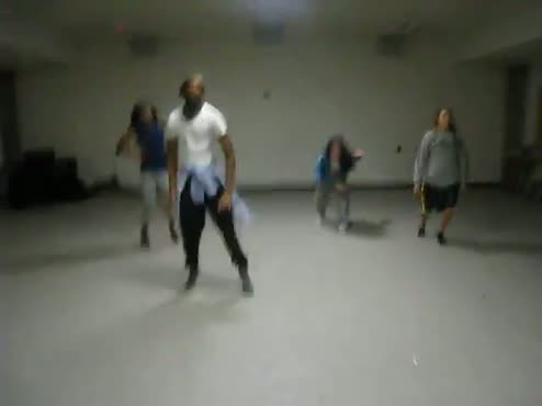 Dance Dance Repetition Choreographed dance!