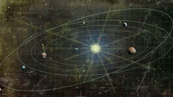 Nebulullaby: Solar System
