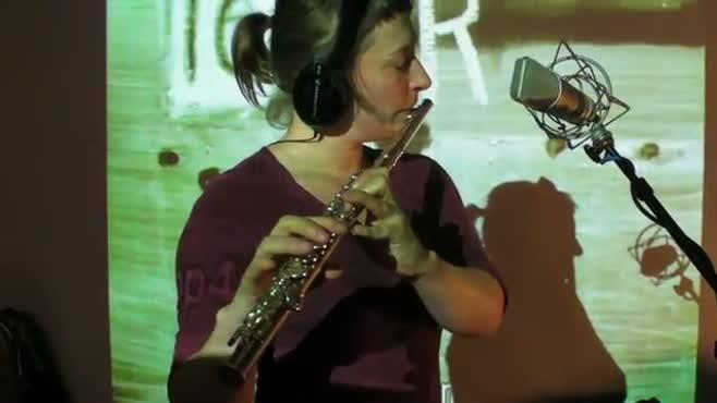 Morgan M Morgansen Score - Flute