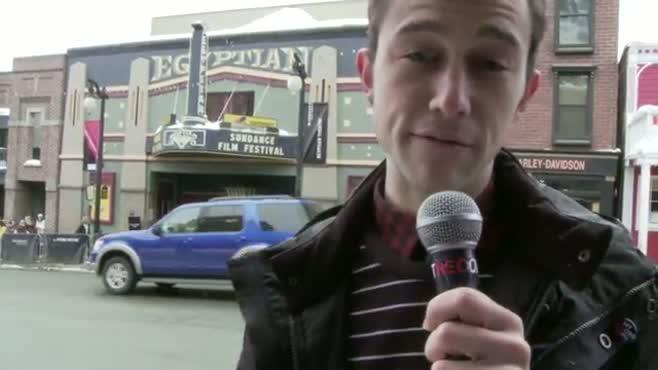 Sundance DocUmentary - Joe on the Street - Sundance and hitRECord d...