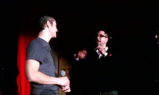 Joe and His Agent Discuss Cinema