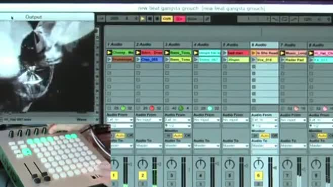 Livid Block Multimapping Ableton Live and Cell Dna Tutorial
