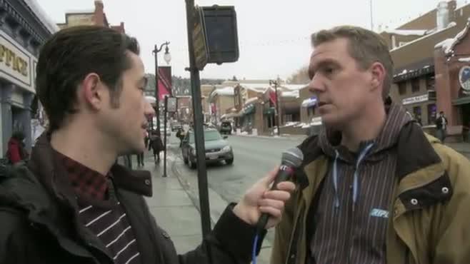Sundance Interviews Part 1