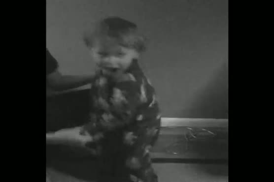 Dancing With Baby Todd