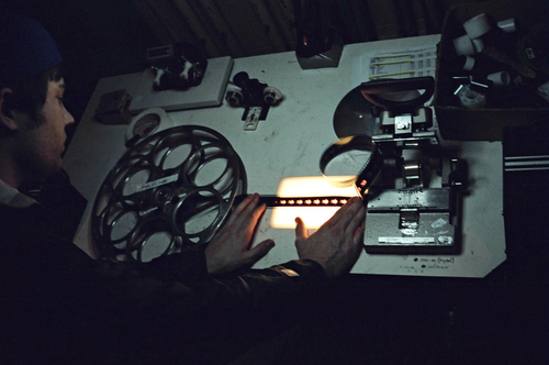 Projection_reel