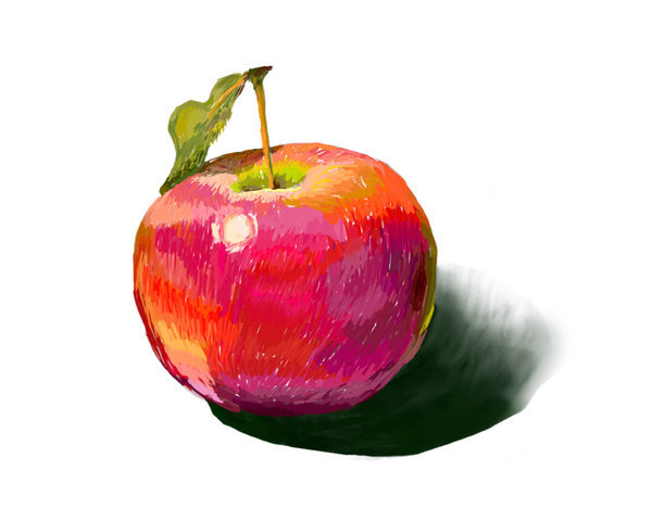 Apple_by_kayzer_beam